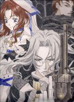 Trinity Blood by amber-greggy