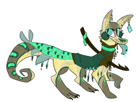 design for xSpickeyx! :) by lizzardblackrose