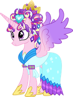 Princess Cadence Vector by Racefox
