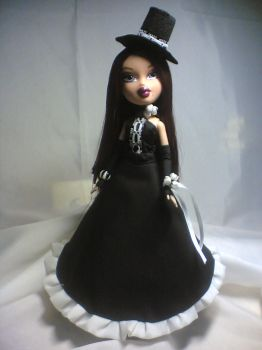 My-Gothic-Victorian-Gown by StarWitch