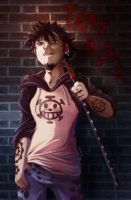 Trafalgar Law by suzuran