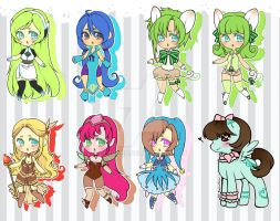 Unsold Adopts Sale (OTA+Set Price/OPEN) by Desiree-U