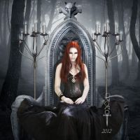 At Night by vampirekingdom