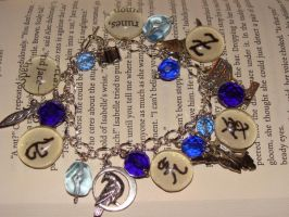 Mortal Instruments Bracelet by bitemekthx