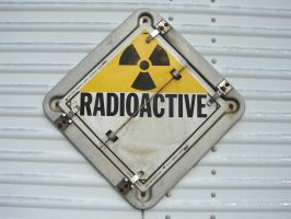 Radioactive Sign by FantasyStock
