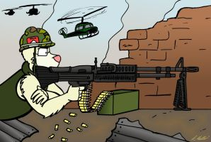 Tet Offensive by NeroUrsus