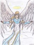 Ancient works Archangel by 13thprotector