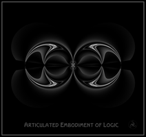 Articulated Embodiment of Logic by hippychick-nm