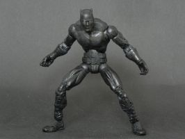 Marvel Legends Black Panther custom by LuXuSik