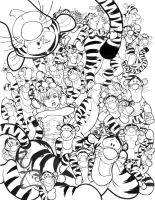 Happy Tigger-Tsunami B-day by Hey-Poo-Guy