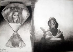 The Hourglass by Z-o-m-b-i-e-KING