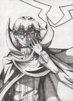 Lelouch Lineart by GMPGunso