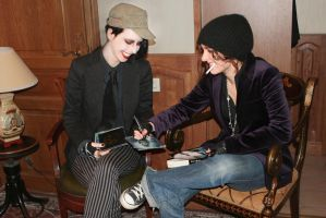 Manson and Valo II by MigraineSky