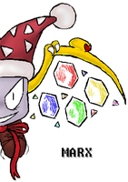 Marx has a scary smile by goodmode