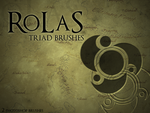 RoLaS - Triad Brushes - PS by Aeorys