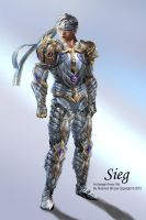 Sieg Avaloth's Archangel Armor by Lee99