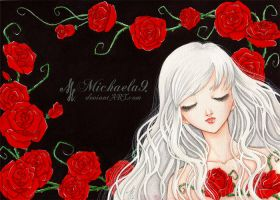 Dream about roses by Michaela9