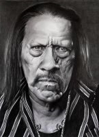 Danny Trejo by donchild