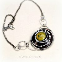 Mini Universe - The Necklace by taniri