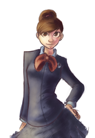 Minako Speedpaint by JakkRobbit