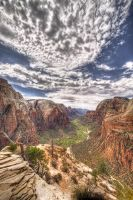 Zion HDR 01 by Dilznacka