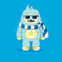 Yeti Superstar by Ninjabin