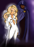 Cloak and Dagger. by KimbaBaggybum