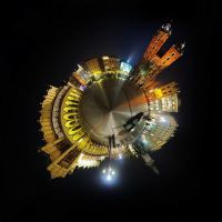 Cracow Planet by jeremi12