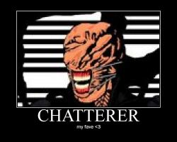 chatterer by jason-the-13th