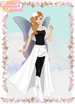 Adelie with wings by PiccoloFreakNamick