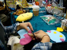 Anime Expo 2010 by P-isfor-Plushes