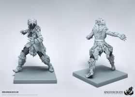 White Lion Armor Kit (female) 01 by HecM