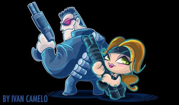 Terminator Genisys!!! by vancamelot