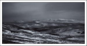 snow in the cairngorms by Project-Firefly