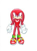 knuckles for luanne by Tauregil
