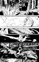 The Death of Fafnir pg 1 by Pandemoniumswings