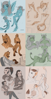 Sketchpages Commission 6 by Shalinka