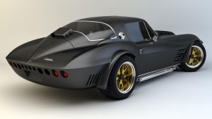 1964 Corvette Grand Sport by SamCurry