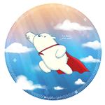 Super Ice bear by Mysteria-Cyber