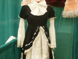 Maid Outfit by ryunoshi