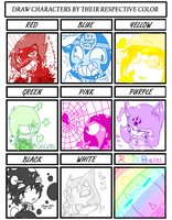 :KG:Keronian Color MEME by WolfyTails