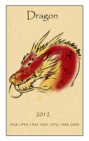 Year of the Dragon by Inuibuki