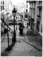 Montmartre by xPeeKx