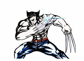 Wolverine by Shinjigo