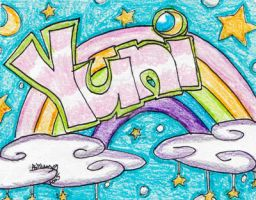Yuni Rainbow Avatar 2005 by YuniNaoki