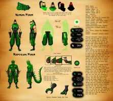 Full Gecko Reference Sheet by TheGeckoNinja