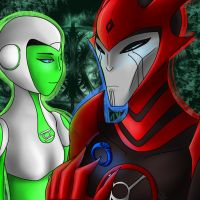 GLTAS: Happy Green Lantern Day! by ZeeNovos