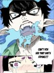 Ao no Exorcist Chapter 61 ~ Rin and Izumo by LittleRedHead54