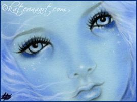 Enchanted Visions ACEO by Katerina-Art
