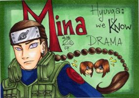 -+-Mina badge-+- by zirio